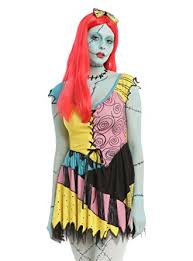 Halloween Costumes Nightmare Christmas Amazon Nightmare Christmas Sally Cosplay Dress
