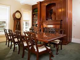 mahogany dining room set victorian dining room round mahogany dining room table with