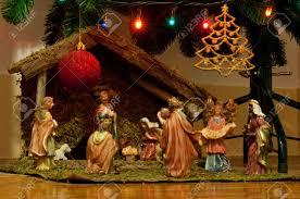 nativity christmas tree ornaments christmas lights decoration