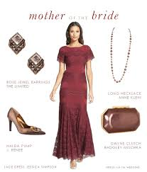mother of the bride dresses at dress barn vary of dress