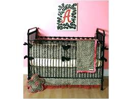 Animal Print Crib Bedding Sets Leopard Baby Bedding Sets Leopard Print Baby Crib Bedding Hamze