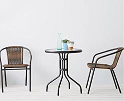metal frame table and chairs 1 bistro patio table set for two with metal frame and chairs 3