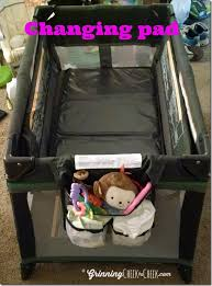 Graco Pack N Play Changing Table The New And Improved Pack U0027n Play Giveaway Grinning Cheek To Cheek