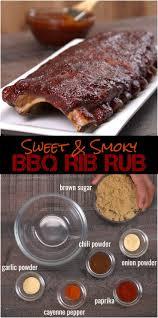baked bbq ribs recipe rib rub country style ribs and rub recipes