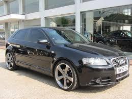 audi 2 0 diesel used audi a3 2008 black paint diesel 2 0 tdi 170 s hatchback for