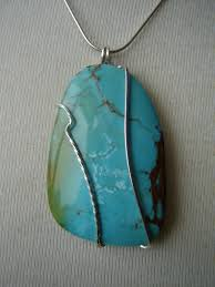 turquoise stone pendant necklace images About turquoise make turquoise jewelry jewelry making blog jpg