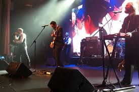 Comfortably Numb Cover Band Waleed Aly Rocks The Walkleys With Epic Cover Of Pink Floyd U0027s