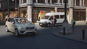 volvo headquarters volvo cars and poc to demonstrate life saving wearable cycling