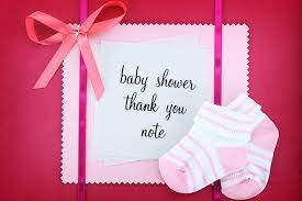 thank you notes baby shower thank you notes how to write and what to write with