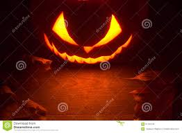 spooky halloween pics scary halloween night with spooky evil face of jack o lantern at
