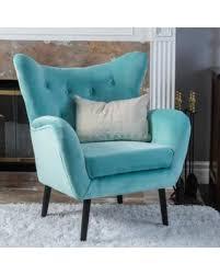light teal accent chair deal alert noble house simon light blue arm accent chair