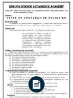 workers u0027 self direction u0026 cooperative mouvements cooperative