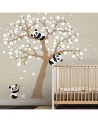 Cherry Blossom Tree Wall Decal For Nursery Tis The Season For Savings On Panda And Cherry Blossom Tree Wall