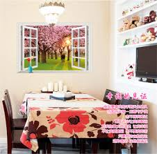 hot house sticker mural home decor poster removable vinyl wall hot house sticker mural home decor poster removable vinyl wall stickers on the wall flower scenery wall paster for kids rooms
