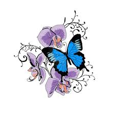 free butterfly tattoo designs to print clip art library