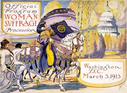 woman suffrage parade of 1913 wikipedia