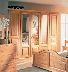 Schlafzimmer Schrank Fichte Massiv Schlafzimmer Kleiderschränke Fichte Massiv Teilmassiv