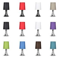 lamps touch table lamps bedroom home decor color trends modern