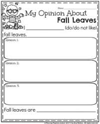 fall kindergarten worksheets for november planning playtime