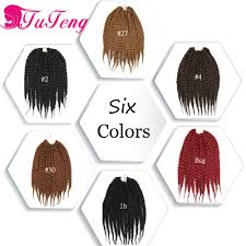 xpressions braiding hair box braids 30 crotchet box braids hair extensions 12 roots pack synthetic