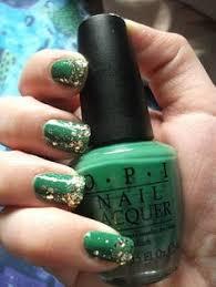 st patty u0027s day nails nail designs pinterest silvers days