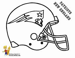 chic patriots coloring pages football helmet patriots new england