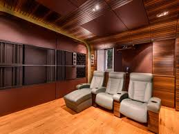home theater paint flooring ceiling design with interior paint color and recliner