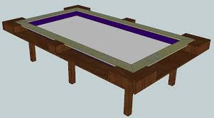 Game Table Plans Board Game Table Design Interiors Design
