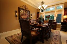 decorating tuscan style french tuscan home dining room design