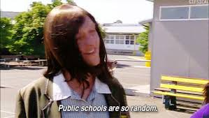 Ja Mie King Memes - public schools are so random jamie king summer heights high hair