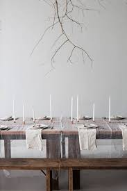 simple thanksgiving table designing a minimalist tablescape for a modern holiday