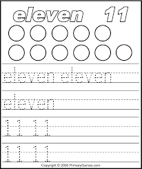 numbers activity pages primarygames com free printable worksheets