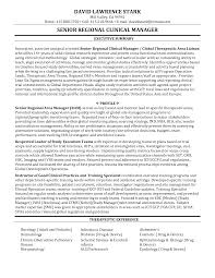 clinical manager resume manager resume exles sle clinical registered
