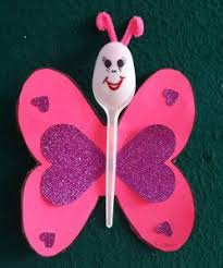 butterfly craft idea for kids crafts and worksheets for