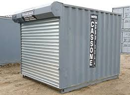 Office Storage Containers - ground level storage containers storage trailers in nyc nj u0026 ct