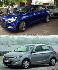 hyundai car models 2015 hyundai elite i20 specifications leaked