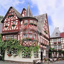 traditional german house in ulm now this is what i would call
