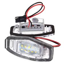 Truck Lighting Ideas by 1 Pair 18 Led Number License Plate Light For Car Truck Trailer
