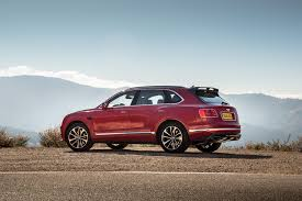 bentley bentayga 2016 bentley bentayga 2016 red 4096х2730 desktop wallpapers download