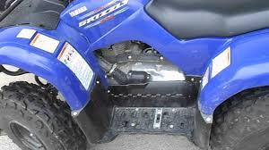 yamaha grizzly 125 review u0026 startup youtube