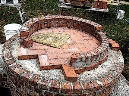 Backyard Brick Pizza Oven How To Build A Pizza Oven Pinkbird