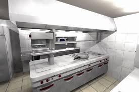 eclairage hotte cuisine professionnelle cuisine professionnelle élégant collection eclairage hotte cuisine