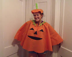 Infant Halloween Costume Etsy Pumpkin Costume Etsy