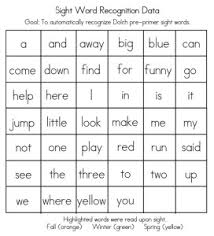 grade sight word flash cards printable dolch sight words flash cards dolch pre primer