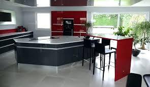 modele cuisine equipee modale cuisine avec ilot central modele de cuisine avec ilot cuisine