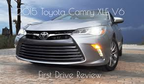 toyota camry xle v6 review hd drive review 2015 toyota camry xle v6