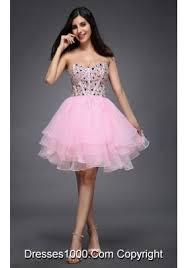 baby pink prom dresses