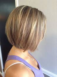 highlight lowlight hair pictures two toned short haircuts featuring blonde and brown hair colors