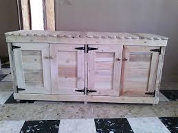 kitchen cabinets made out of pallet wood cabinet made out of pallets 1001 pallets diy