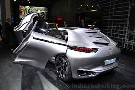 citroen concept 2017 citroen ds concept new cars 2017 u0026 2018